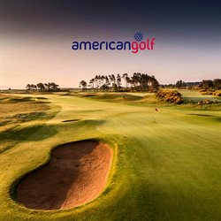 American Golf catalogue ( 28 days left )