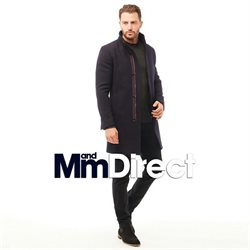 M and M Direct catalogue ( More than a month )