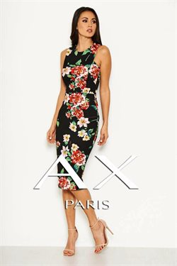 AX Paris offers in the London catalogue