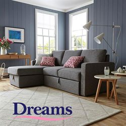 Home & Furniture offers in the Dreams catalogue in Aberdeen