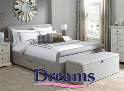Dreams offers in the London catalogue