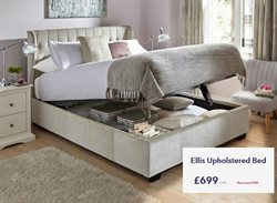 Bed offers in the Dreams catalogue in Belfast