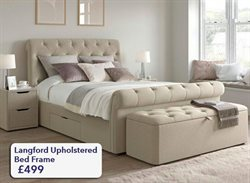 Bed offers in the Dreams catalogue in Wakefield
