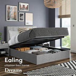 Home & Furniture offers in the Dreams catalogue in Glasgow ( 14 days left )