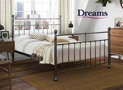 Home & Furniture offers in the Dreams catalogue in Nottingham ( More than a month )