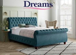 Home & Furniture offers in the Dreams catalogue in Swansea ( 16 days left )