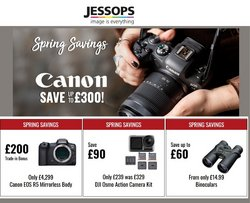 Electronics offers in the Jessops catalogue ( 16 days left)