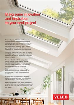 Windows offers in the Velux catalogue in London