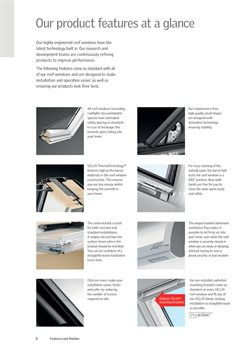 Screws offers in the Velux catalogue in London