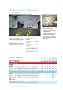Tiles offers in the Velux catalogue in London