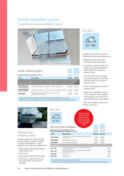 Tile offers in the Velux catalogue in London
