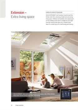 Doors offers in the Velux catalogue in Rhondda