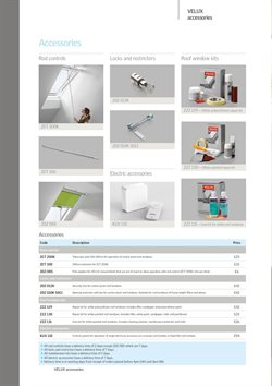 Pool offers in the Velux catalogue in London