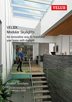Velux offers in the London catalogue