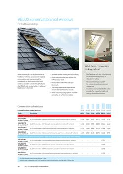 Tiles offers in the Velux catalogue in Stoke-on-Trent