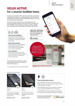 Doors offers in the Velux catalogue in London