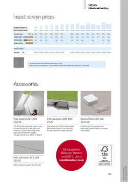 Flower offers in the Velux catalogue in London