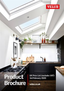 Garden & DIY offers in the Velux catalogue in Edinburgh ( 15 days left )