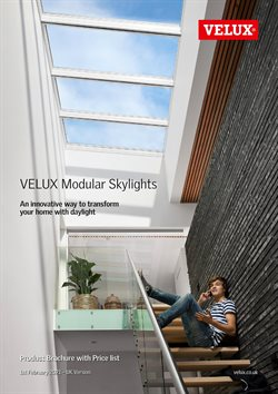 Garden & DIY offers in the Velux catalogue in London ( More than a month )