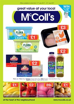 Chicken offers in the McColl's catalogue in London