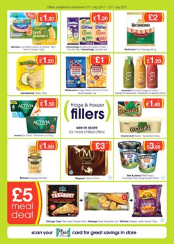 Toblerone offers in the McColl's catalogue in London