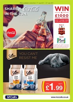 Pasta offers in the McColl's catalogue in Liverpool