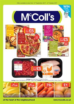 McColl's offers in the Belfast catalogue