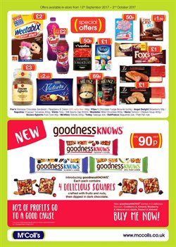 Chicken offers in the McColl's catalogue in Worthing