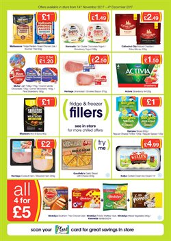 Food offers in the McColl's catalogue in London
