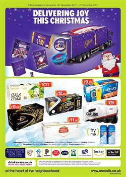 AA offers in the McColl's catalogue in London