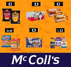 McColl's offers in the Bootle catalogue
