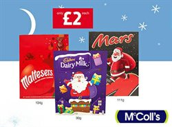 McColl's offers in the York catalogue