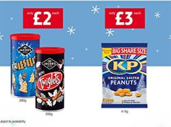 Spreads offers in the McColl's catalogue in York