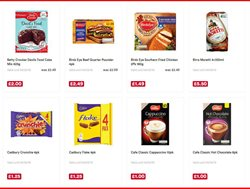 Cake offers in the McColl's catalogue in Tower Hamlets
