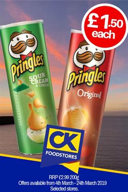 CK Foodstores offers in the Swansea catalogue