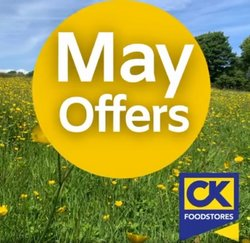 Supermarkets offers in the CK Foodstores catalogue ( 7 days left)