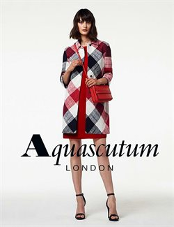 Aquascutum offers in the London catalogue
