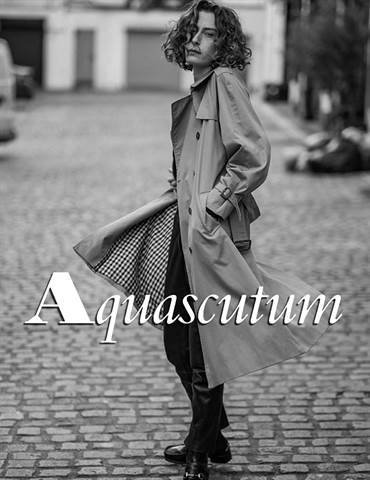 Aquascutum In Windsor Aw Collection Sales