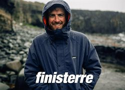Finisterre offers in the Falmouth catalogue