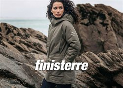 Finisterre catalogue ( More than a month )