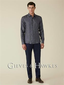 Gieves & Hawkes offers in the London catalogue