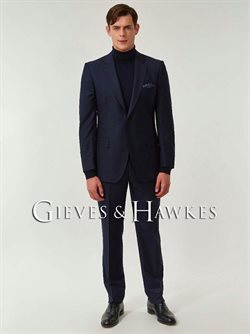 Gieves & Hawkes catalogue ( Expired )