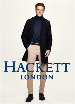 Hackett London offers in the London catalogue