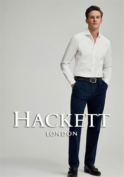 Hackett London catalogue ( Expired )