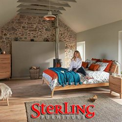 Sterling Furniture offers in the Edinburgh catalogue