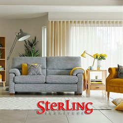 Sterling Furniture catalogue ( Expired )