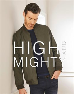 High & Mighty offers in the London catalogue