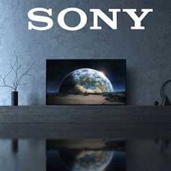 Sony offers in the London catalogue