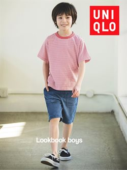 Uniqlo offers in the London catalogue