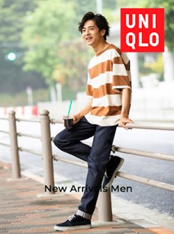 Uniqlo catalogue ( 5 days left )